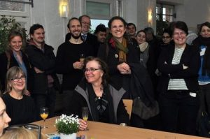 Eröffnung Medienwerksatt Gesundbrunnen (1)