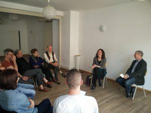 Offene Tür Gespräch (1)